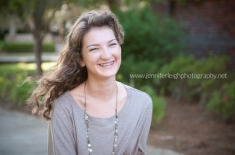 Madison - Glynn Academy Senior Portrait Session by Jennifer Tacbas