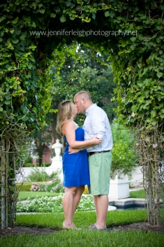 Samantha + Todd { Jekyll Island Engagement Photographer } - Jennifer Tacbas - Jennifer Leigh Photography