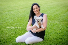 Dr. Angela Britt and Wiley { Jekyll Island portrait session } - 2016 Jennifer Tacbas | www.jennifertacbas.com